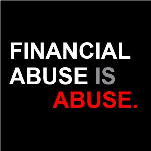 My Domestic Violence Story- Financial Abuse