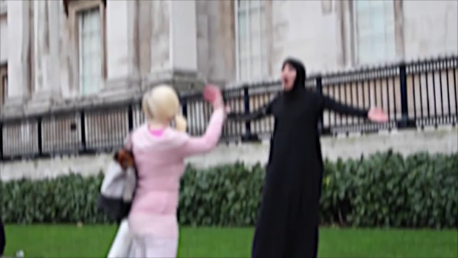 Hijab Abuse In Public Social Experiment