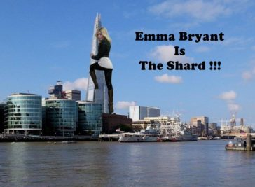 How Emma Bryant Became THE SHARD!!!!!!!!!!!!!!!!!!!!!!!!!!!